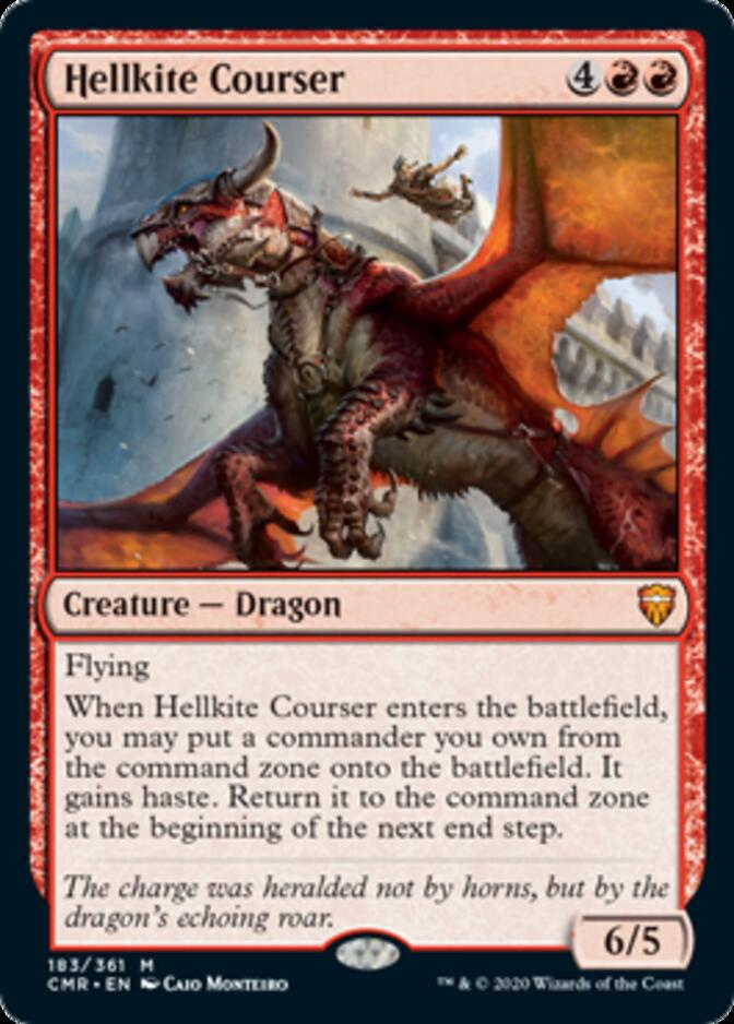 Hellkite Courser [CMR]
