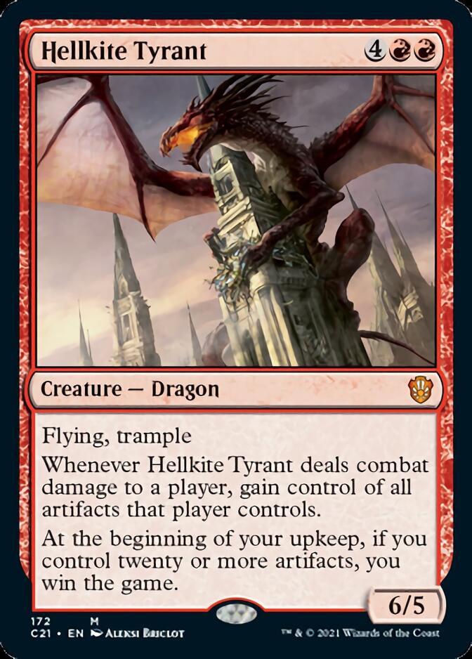Hellkite Tyrant [C21]