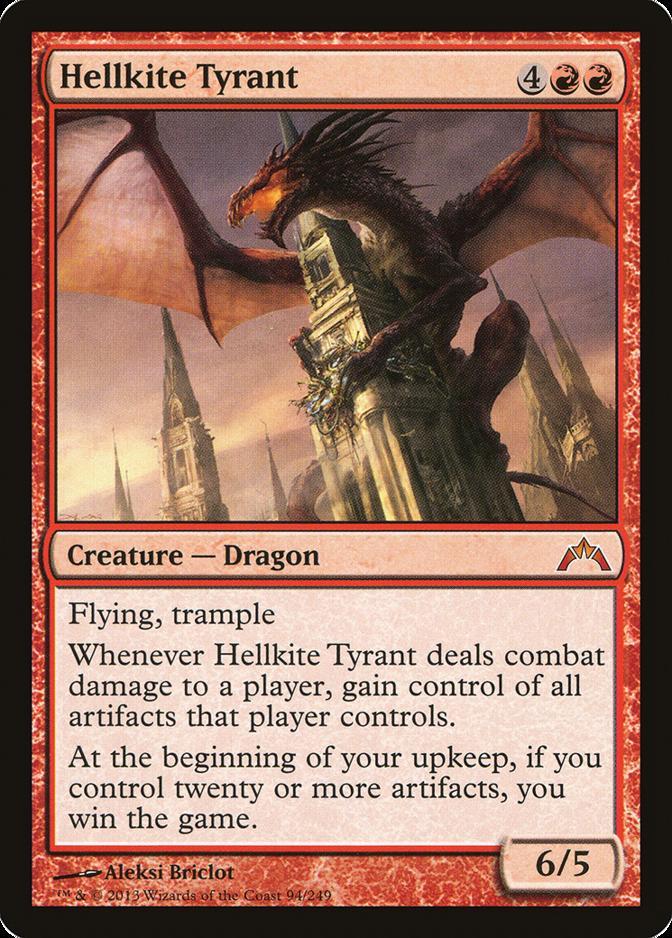 Hellkite Tyrant [GTC]