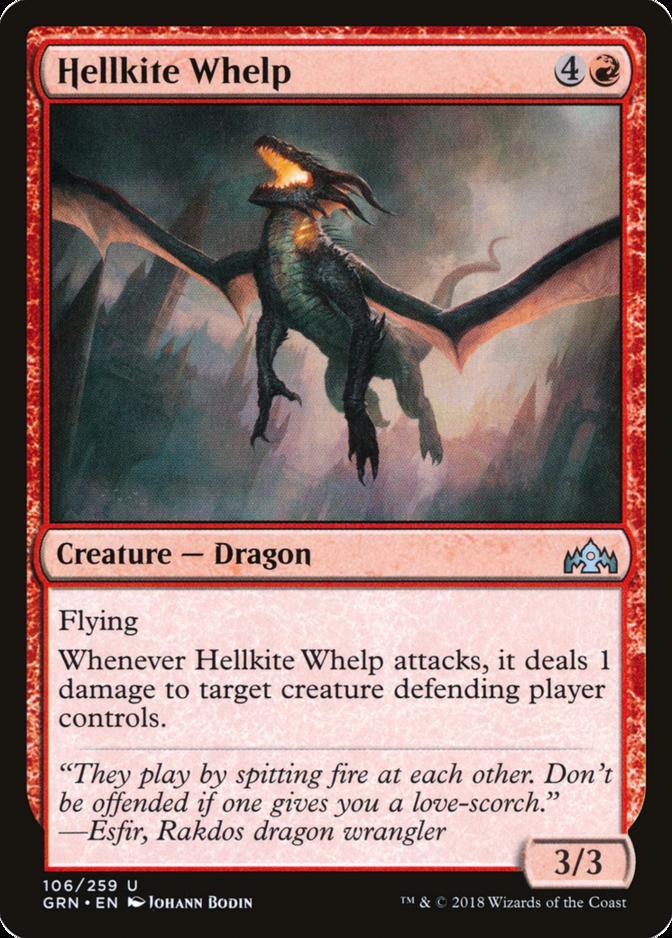 Hellkite Whelp [GRN]