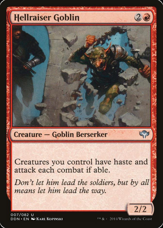 Hellraiser Goblin [DDN]