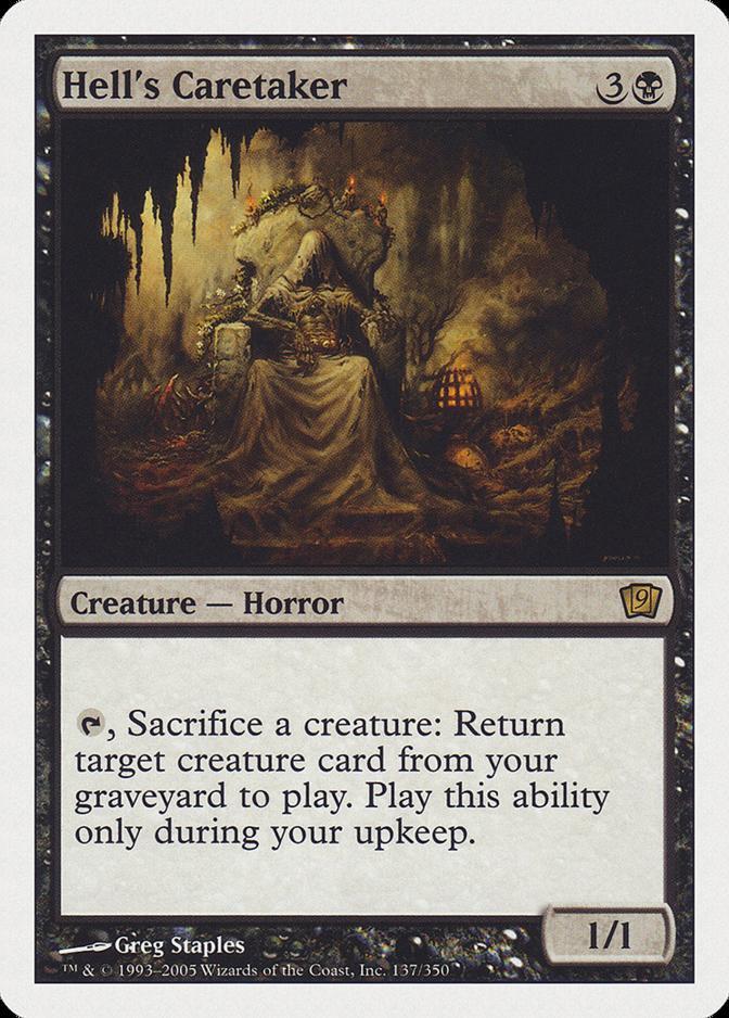 Hell's Caretaker [9ED] (F)