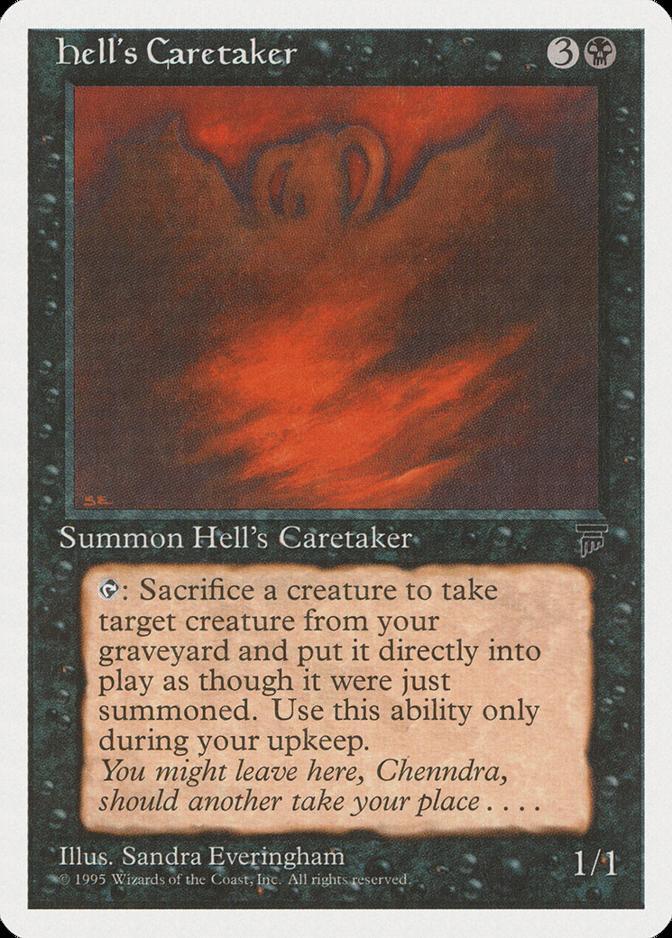 Hell's Caretaker [CHR]