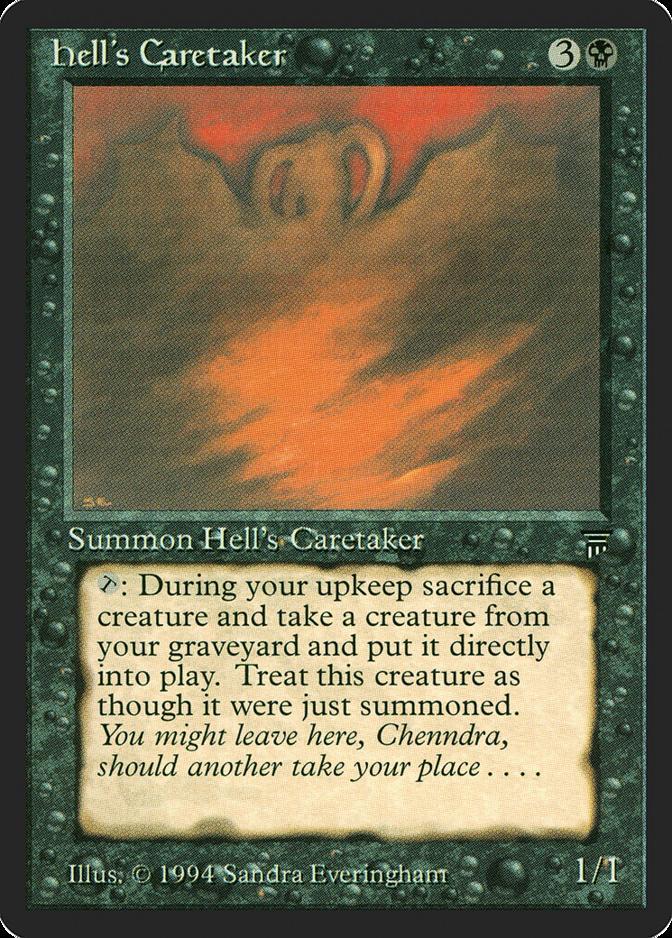 Hell's Caretaker [LEG]