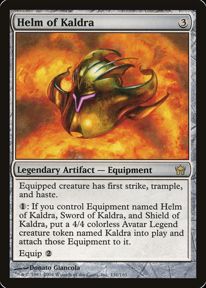 Helm of Kaldra [5DN]