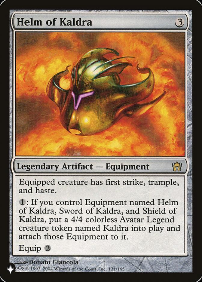 Helm of Kaldra [PLIST]