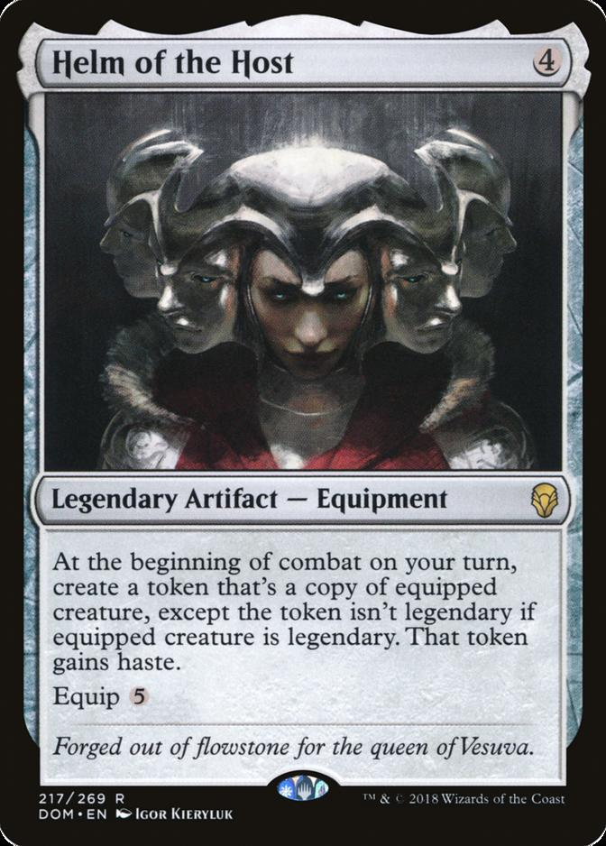 Helm of the Host [DOM]