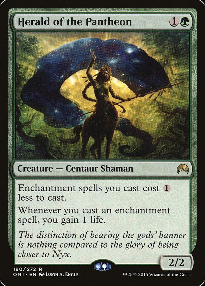 Herald of the Pantheon [ORI]