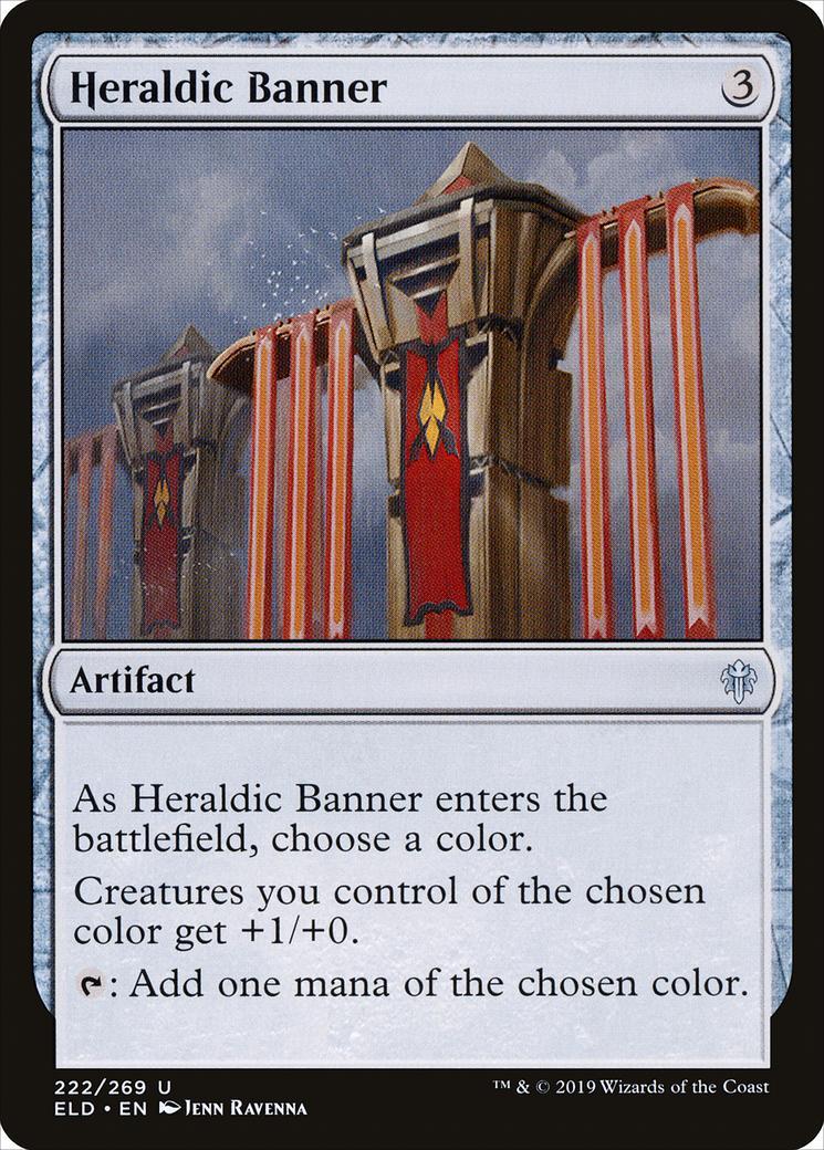 Heraldic Banner [ELD]
