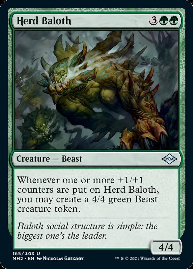 Herd Baloth [MH2]