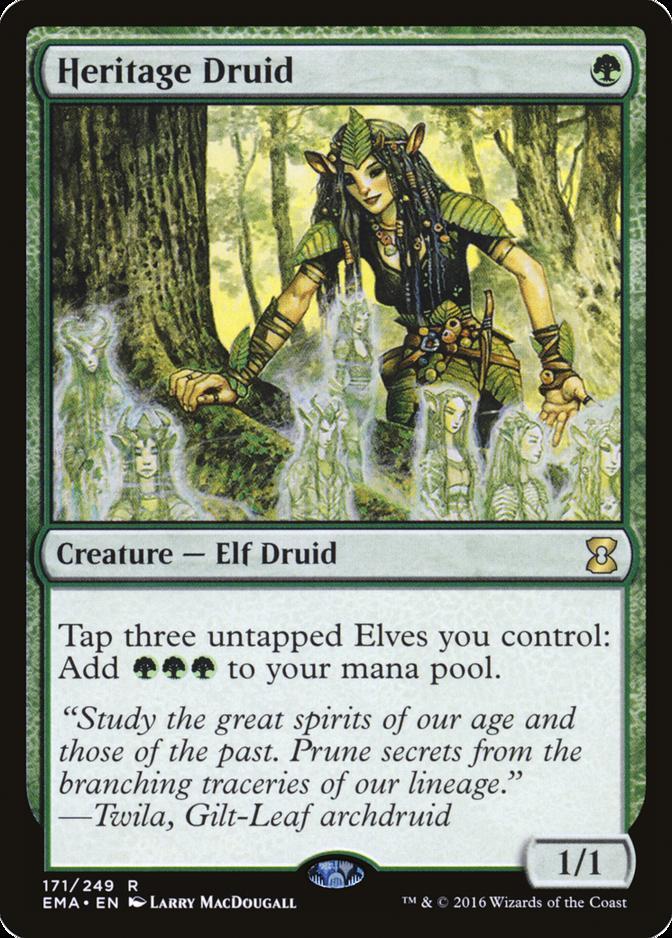 Heritage Druid [EMA] (F)
