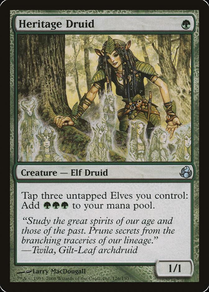Heritage Druid [MOR] (F)
