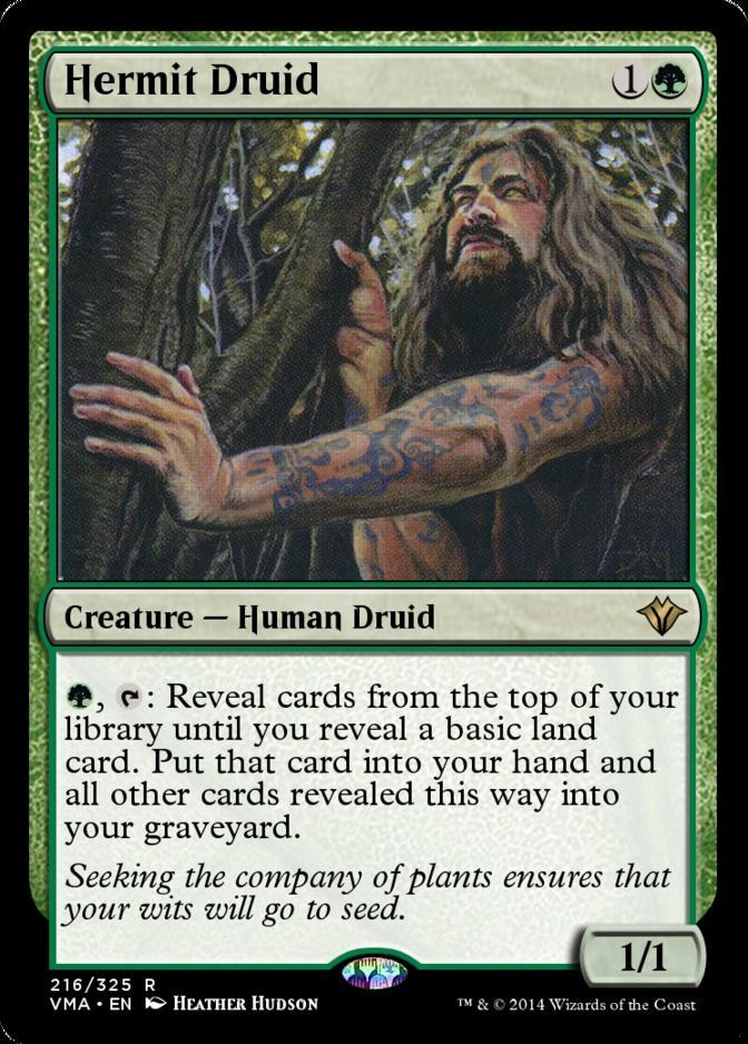 Hermit Druid [VMA]