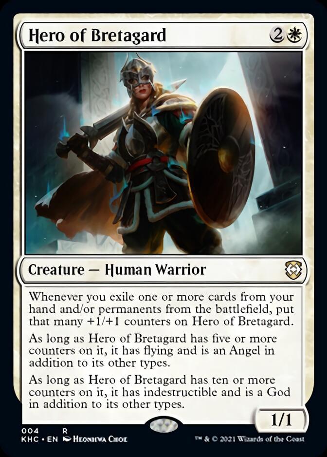 Hero of Bretagard [KHC]