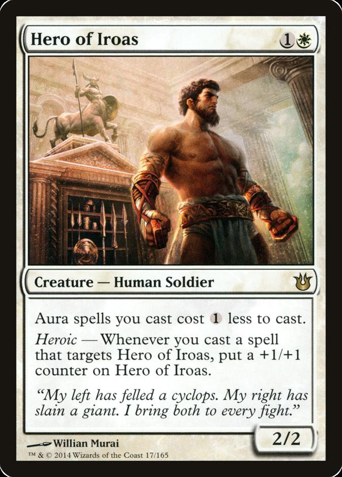 Hero of Iroas [BNG]