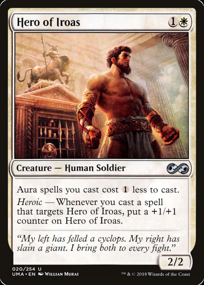 Hero of Iroas [UMA]