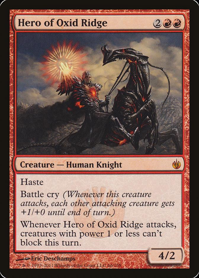 Hero of Oxid Ridge [MBS]