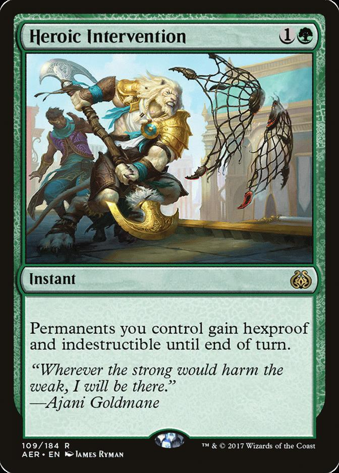 Heroic Intervention [AER]