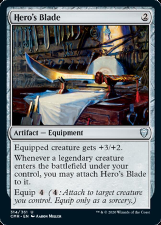 Hero's Blade [CMR]