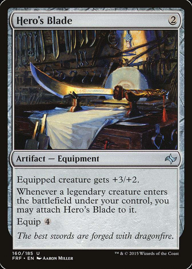 Hero's Blade [FRF]