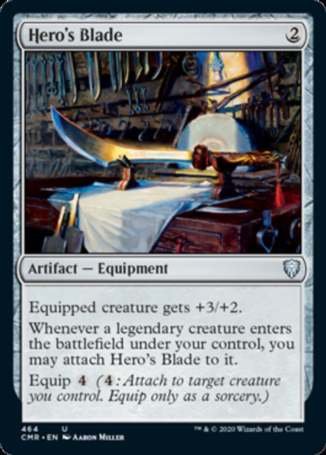 Hero's Blade <precon> [CMR]