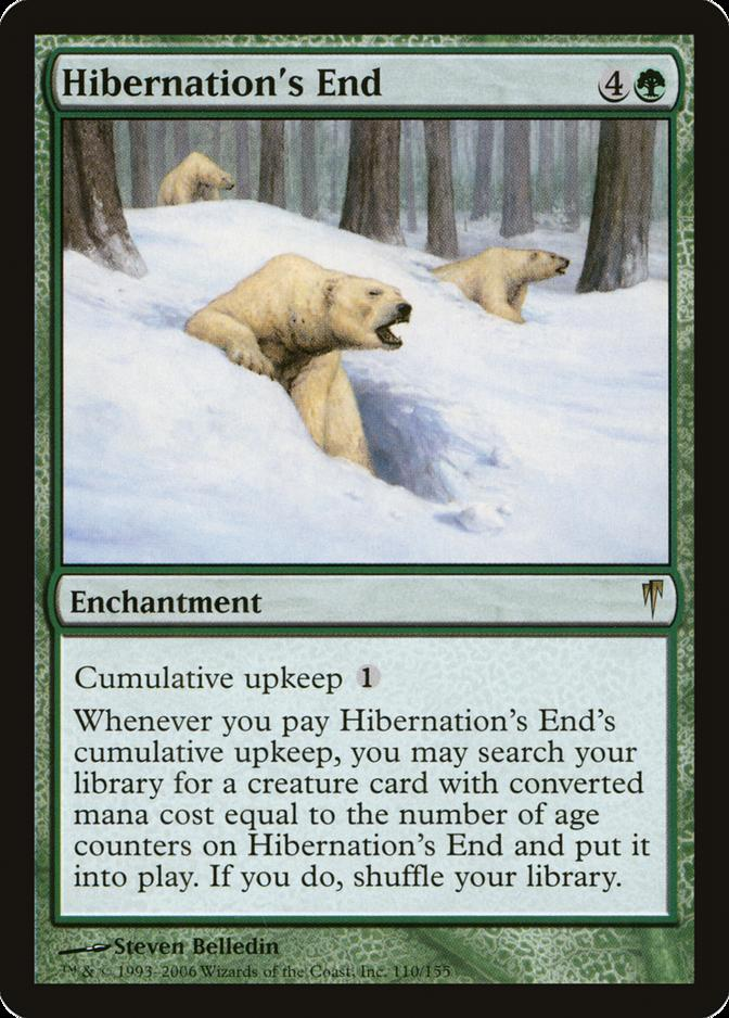 Hibernation's End [CSP]