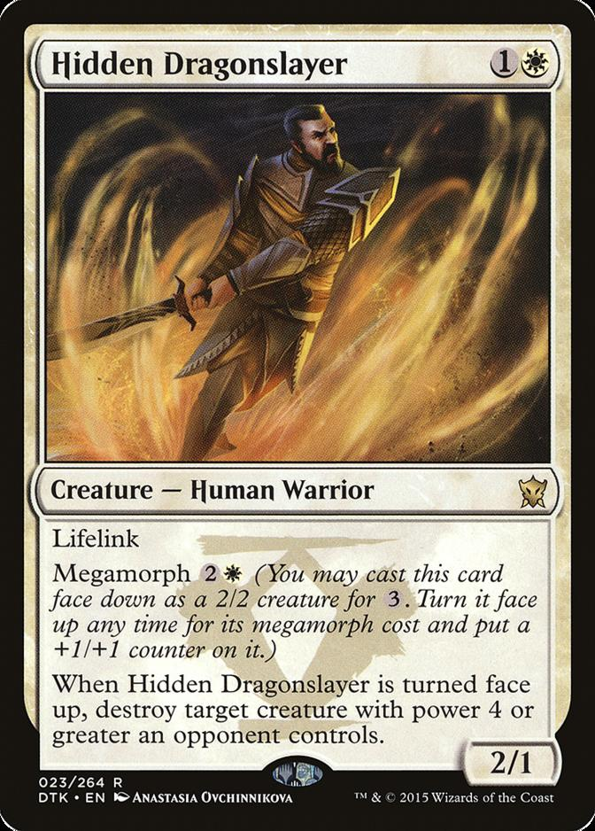 Hidden Dragonslayer [DTK]