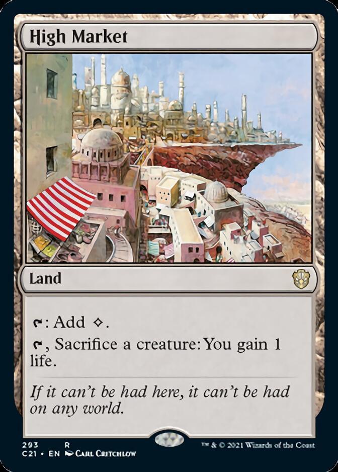 High Market [C21]