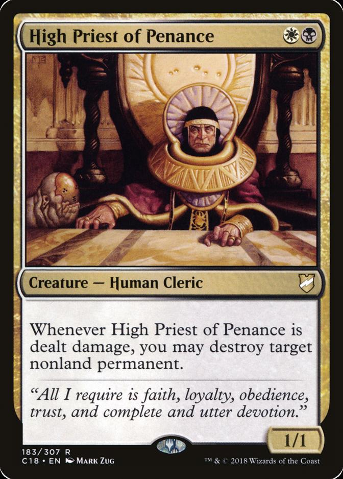 High Priest of Penance [C18]