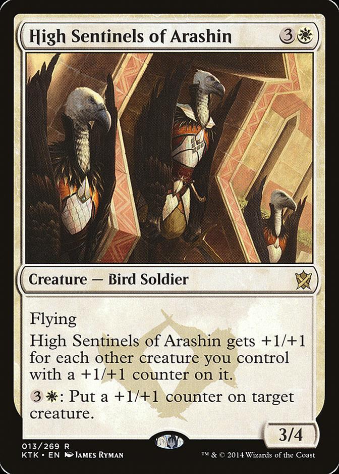 High Sentinels of Arashin [KTK]