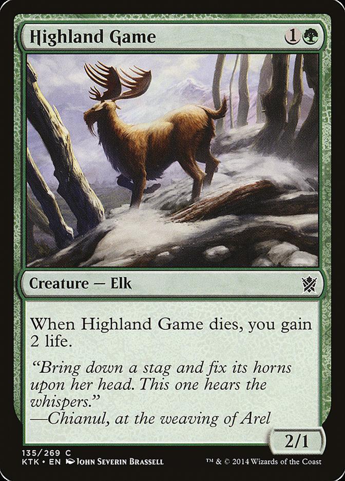 Highland Game [KTK]