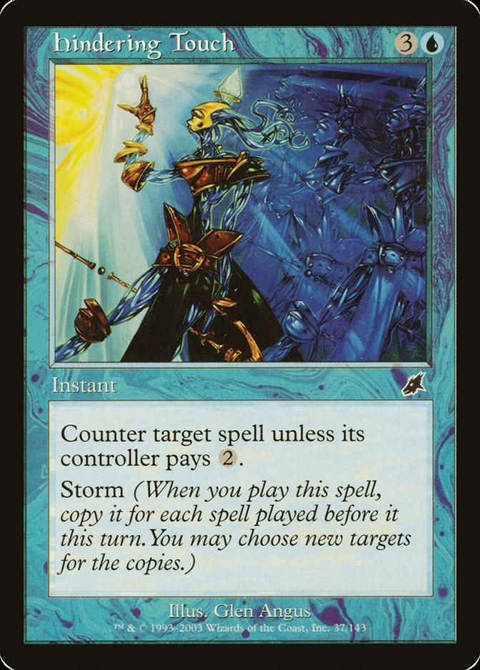 Hindering Touch [SCG]