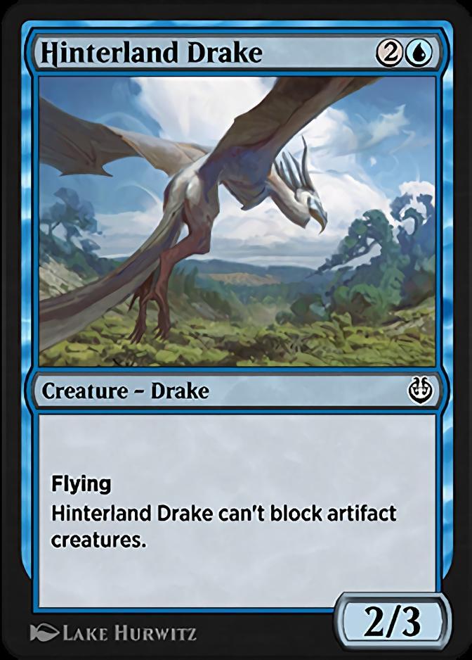Hinterland Drake [KLR]