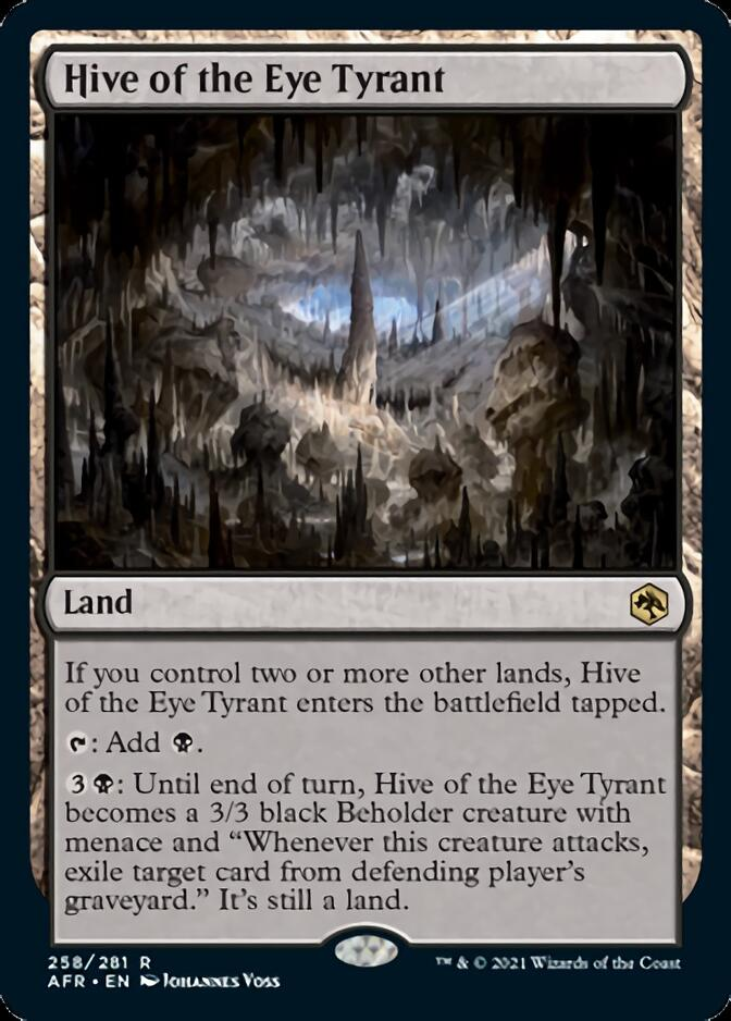 Hive of the Eye Tyrant [AFR]