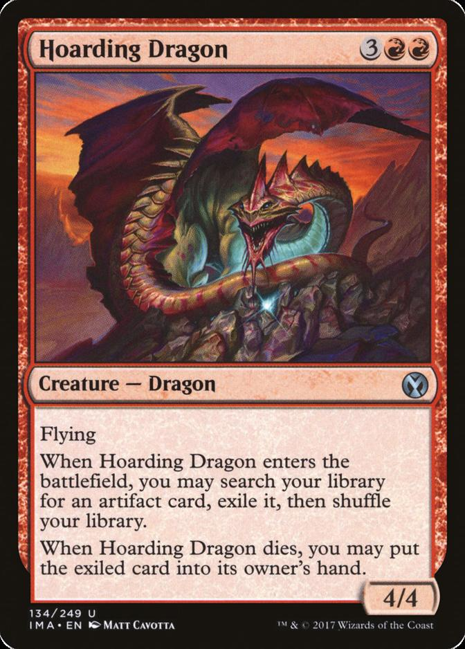 Hoarding Dragon [IMA]
