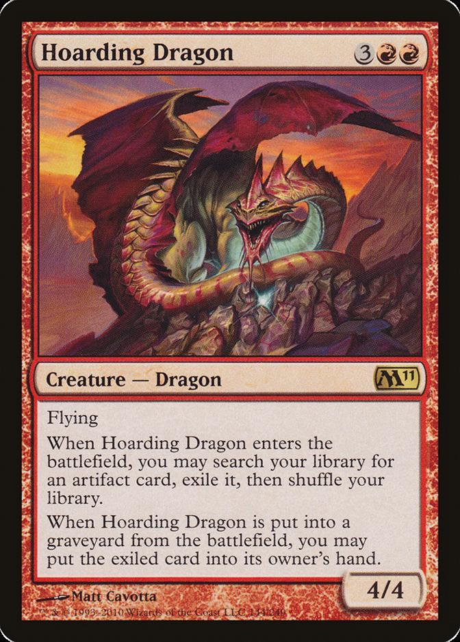 Hoarding Dragon [M11]