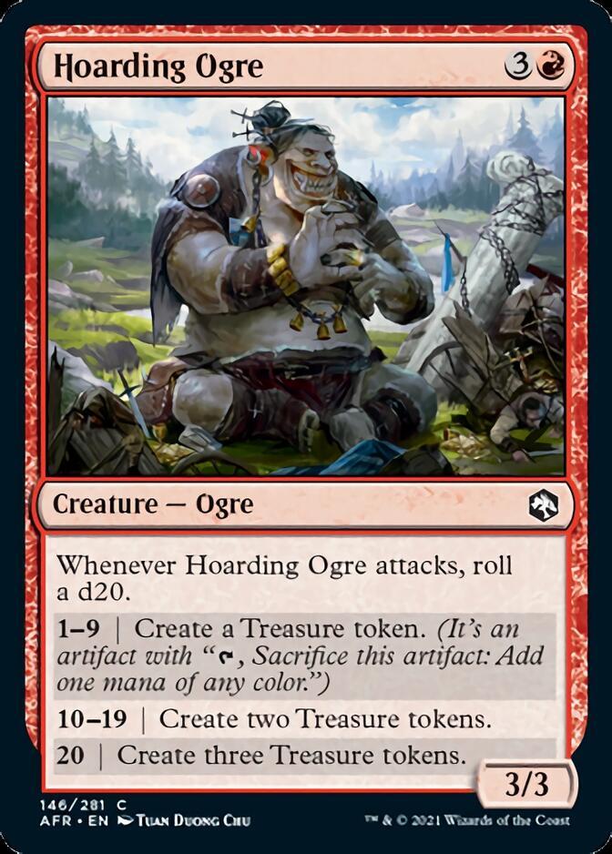 Hoarding Ogre [AFR]