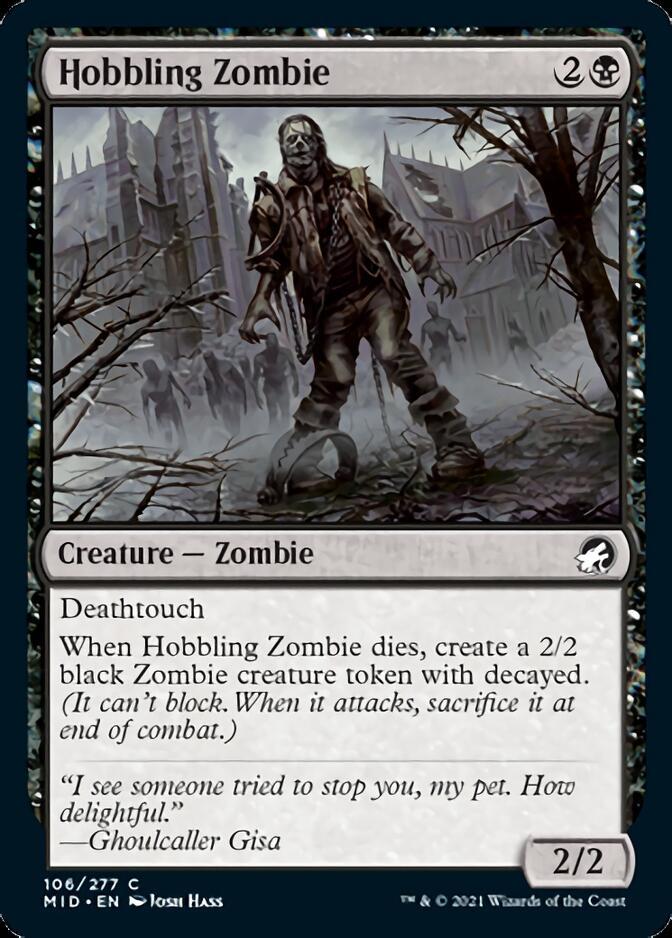 Hobbling Zombie [MID]
