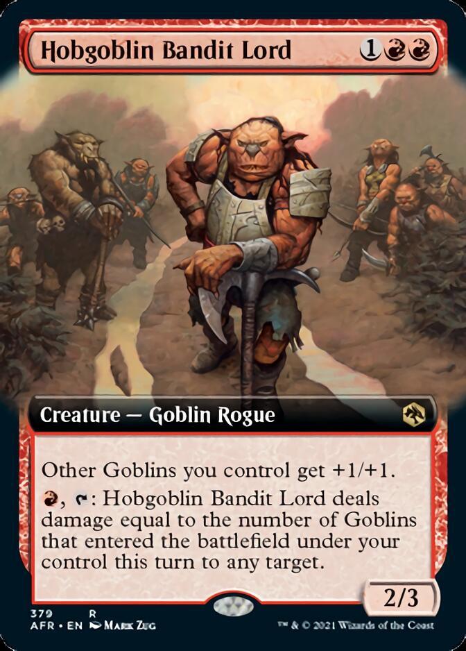 Hobgoblin Bandit Lord <extended> [AFR]