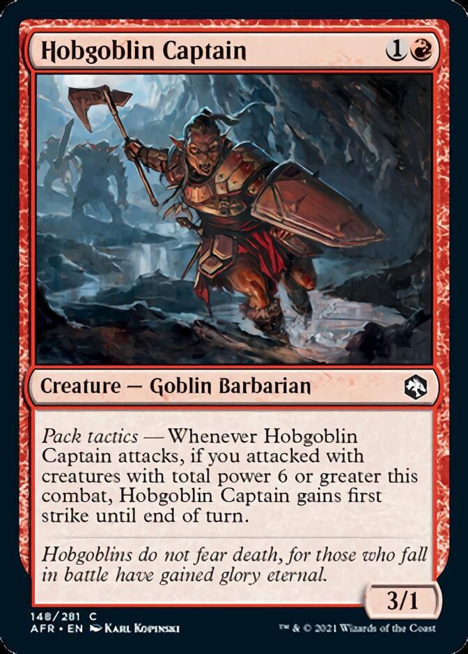 Hobgoblin Captain [AFR]
