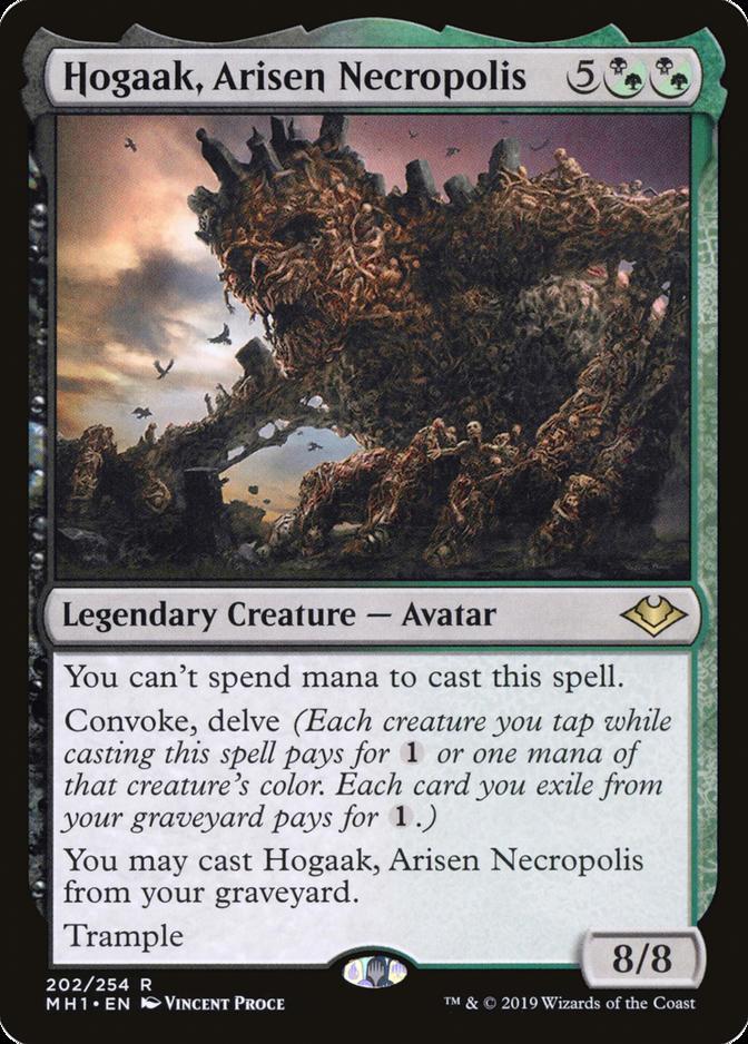 Hogaak, Arisen Necropolis [MH1]