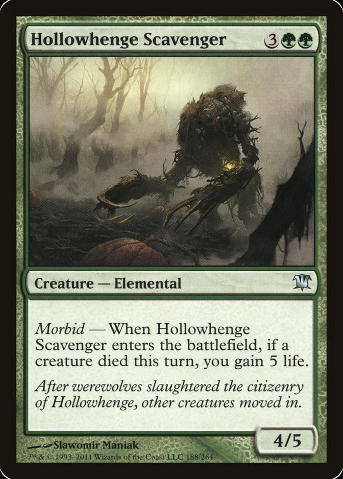 Hollowhenge Scavenger [ISD]