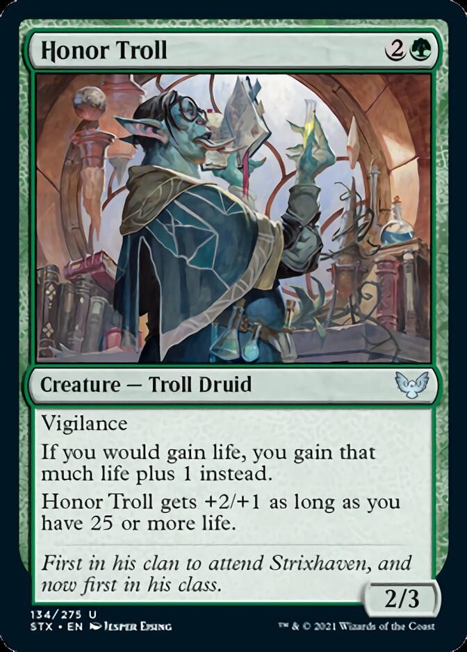 Honor Troll [STX] (F)