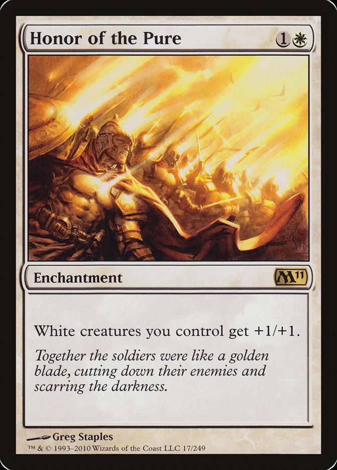 Honor of the Pure [M11]