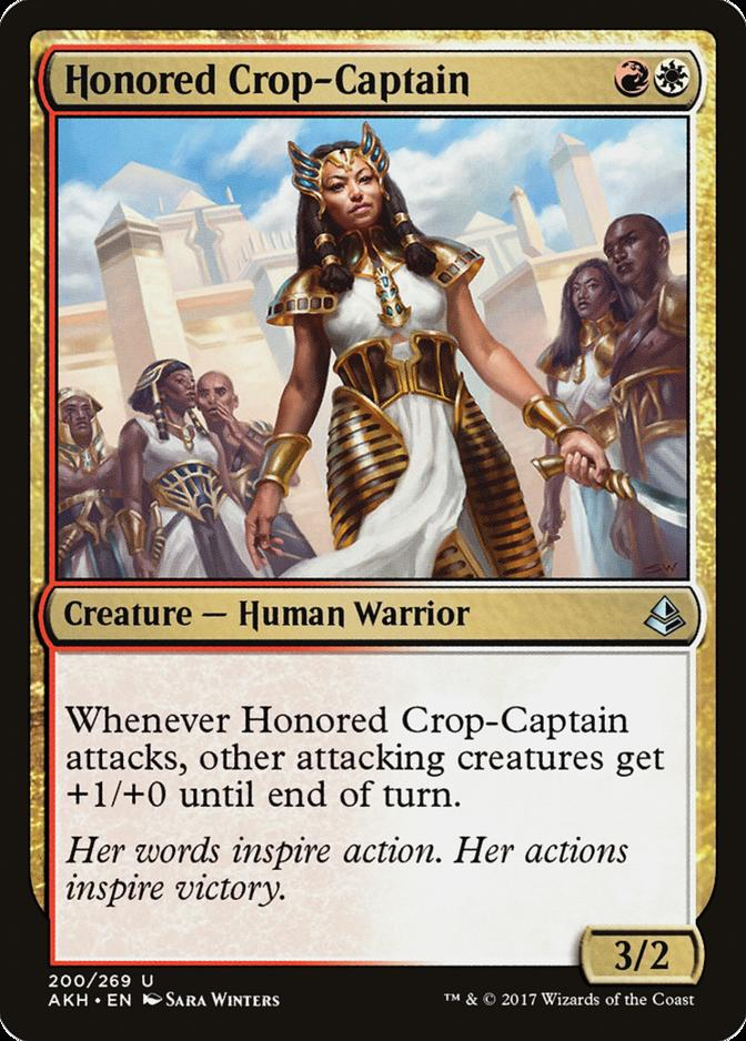 Honored Crop-Captain [AKH]