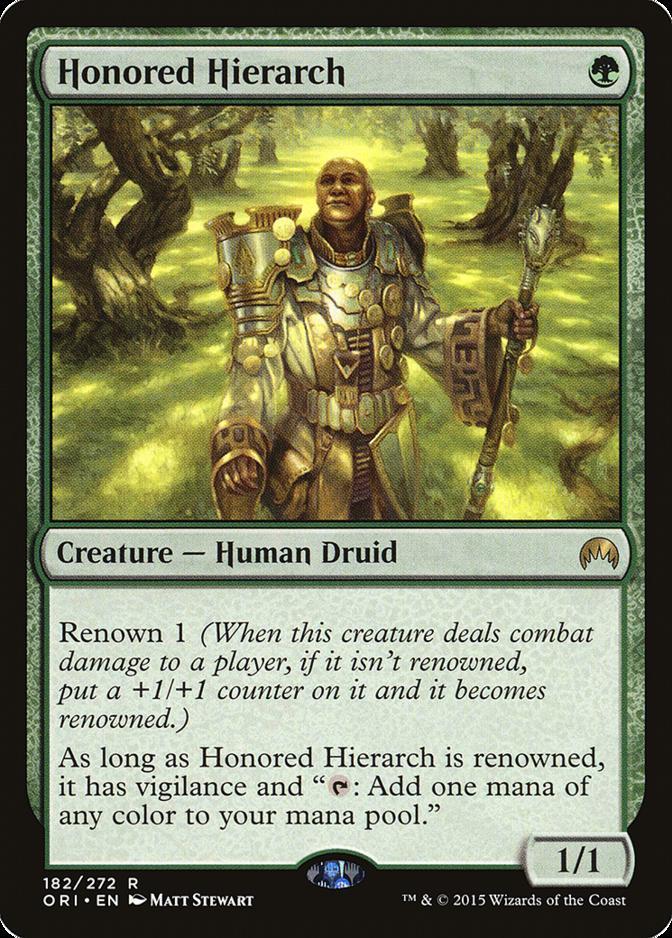 Honored Hierarch [ORI]