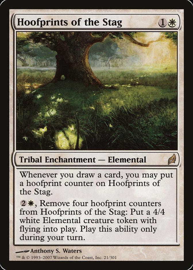 Hoofprints of the Stag [LRW]