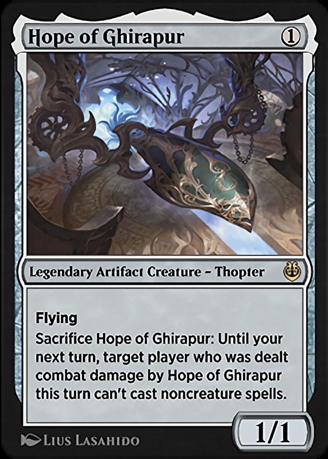 Hope of Ghirapur [KLR]