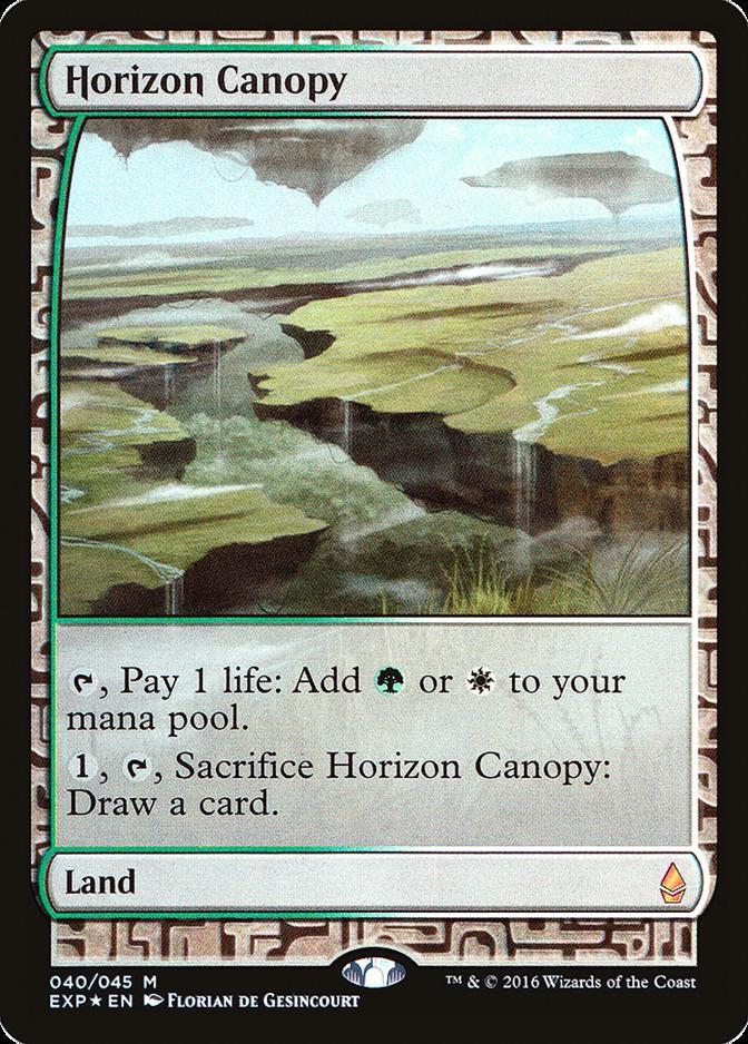 Horizon Canopy [EXP]