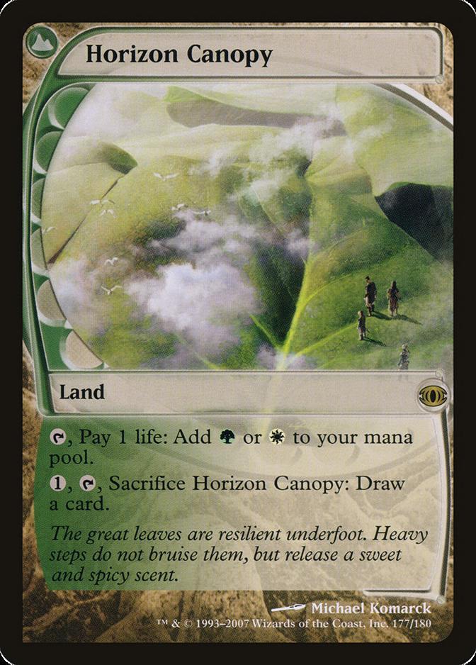 Horizon Canopy [FUT]